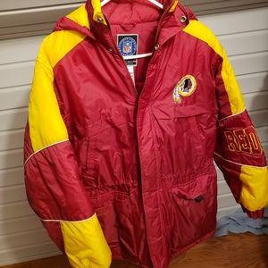 Boys Redskins coat